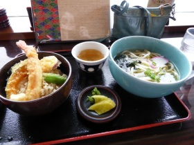 Time for Udon lunch.