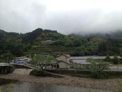Wakayama countryside.